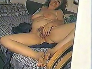 full-grown slut fucks hard