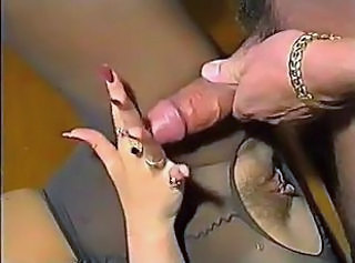2 Pantyhose matures are getting fucked