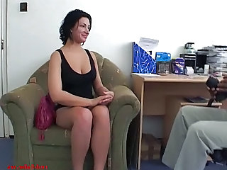 Hot Milf Fucked And Spanked Hard In Casting - 1 Of 4