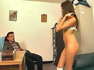 Missy Stone and the Old Pervert Have Anal