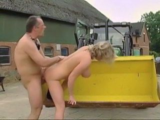 MILF with 2 man!