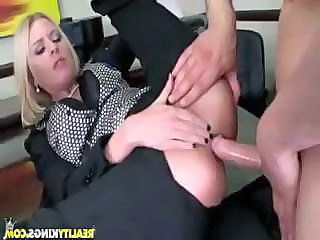 Riley Evans Understands That His Dick Fits Her Tender Snatch Perfectly