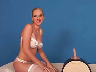 Ann On The Sybian