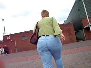 Big Ass Granny Jeans