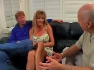 Watching his Wife Fucked In The Ass 3 -F70