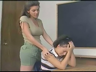 "Teacher punishes student for bad grades"" target=""_blank"
