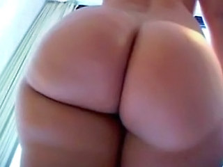 Latina bubble tush crushed by black dick