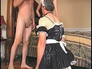COCK SUCKING SISSY