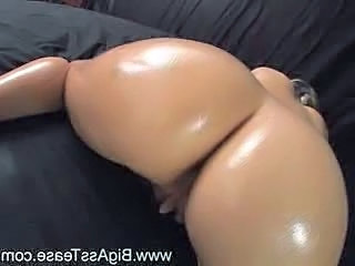 Ass Covered In Baby Oil