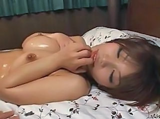 Oil Massage G-spot Orgasm Awakening