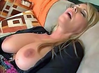 Big mature orgasm