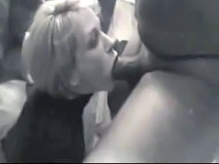 Stuck-up blonde yuppie gets her comeuppance