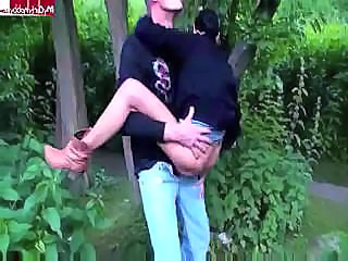 Sex in the park...