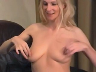 nice tit play and nipple pulling