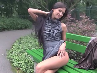 "Eroberlin Hand-outs Maria From Russia In Sexy Animalpark"" target=""_blank"