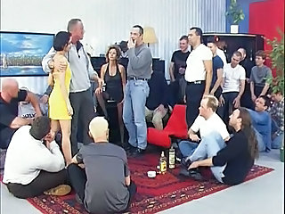 German Mature Big Gangbang Wide of Fdcrn