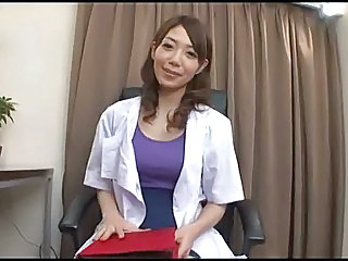 Nachi Sakaki Relentless Jerking Off