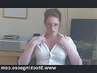 Holly Kiss Naughty Office Worker