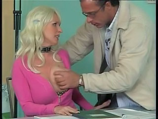 Busty German Mature Shafting in Assignment