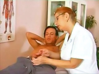 Mature Doctor Fuck With Young...