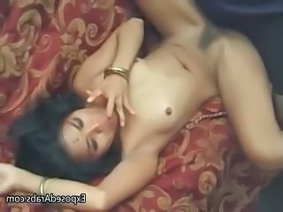 Horny arab hottie going crazy getting part2