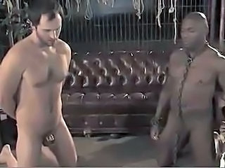 two slaves for hammer away mistress- second round