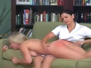 Nurse Takes Patient's Rectal Temperature and..