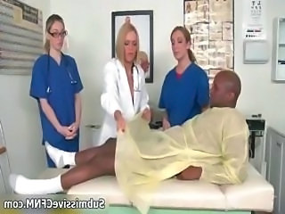 Big boobed blonde doctor is discussing part3