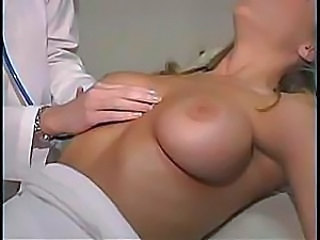 Blondie Gets A Full Examination