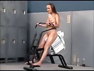 Cytherea Gets A Hot Workout!