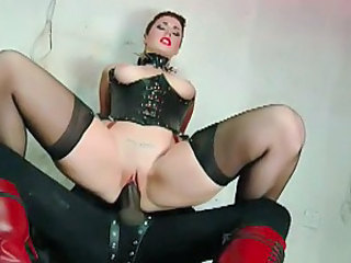 British Slattern Paige Turnah gets fucked in a deviating scene