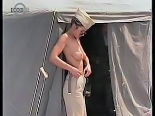Angelica Bella - In the army