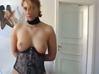 German Firsttime Anal Slave