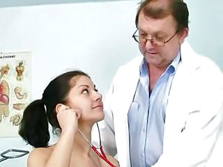 Monika Pussy Speculum Gyno Exam At Perverted Kinky Gynoclinic