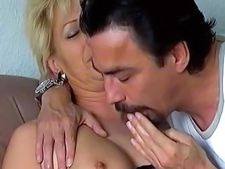 Crazy aged mammy gets fucked hard