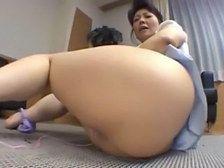 Mature big ass asian