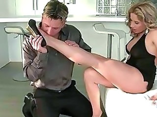 Foot Fetish Movie _: compilation