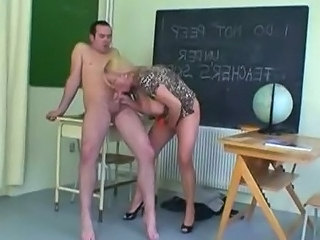 Learning with my mature instructor
