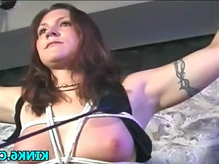 Girl agrees to be booked up