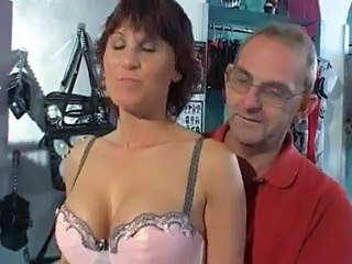 Mature Fisting and Squirting take Store