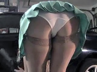 Panty Unclouded Housewife
