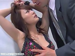Asian porn hardcore fucking hot spread out