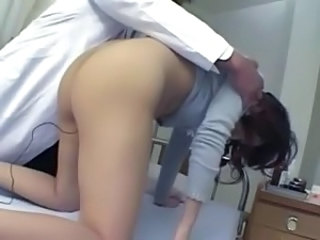 korean doctor coupled with korean asshole