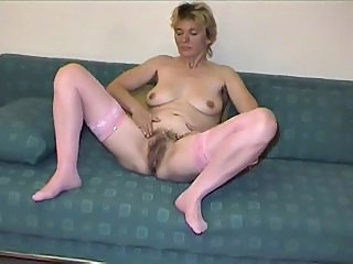 Soft Adult in Left-wing Stockings Strips