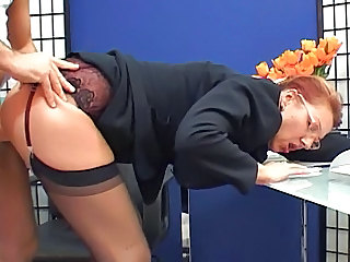 Fucking my secretary, boss fucks secretary and hot secretary porn