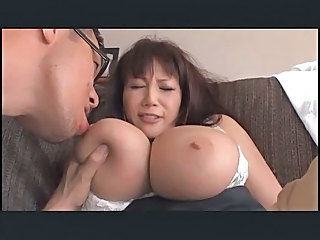 Culmination familiarize with Japanese BBW MILF 01