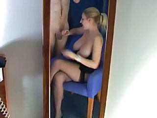 handjob in the matter of the mirror