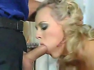The categorical blonde takes cocks to fund her holes