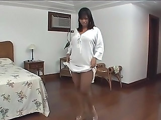 Brazillian Isabella. POV blowjob. amazing ass!!