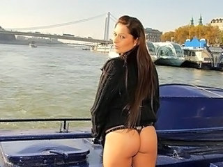 Girl there giant unclothed boobs fucking